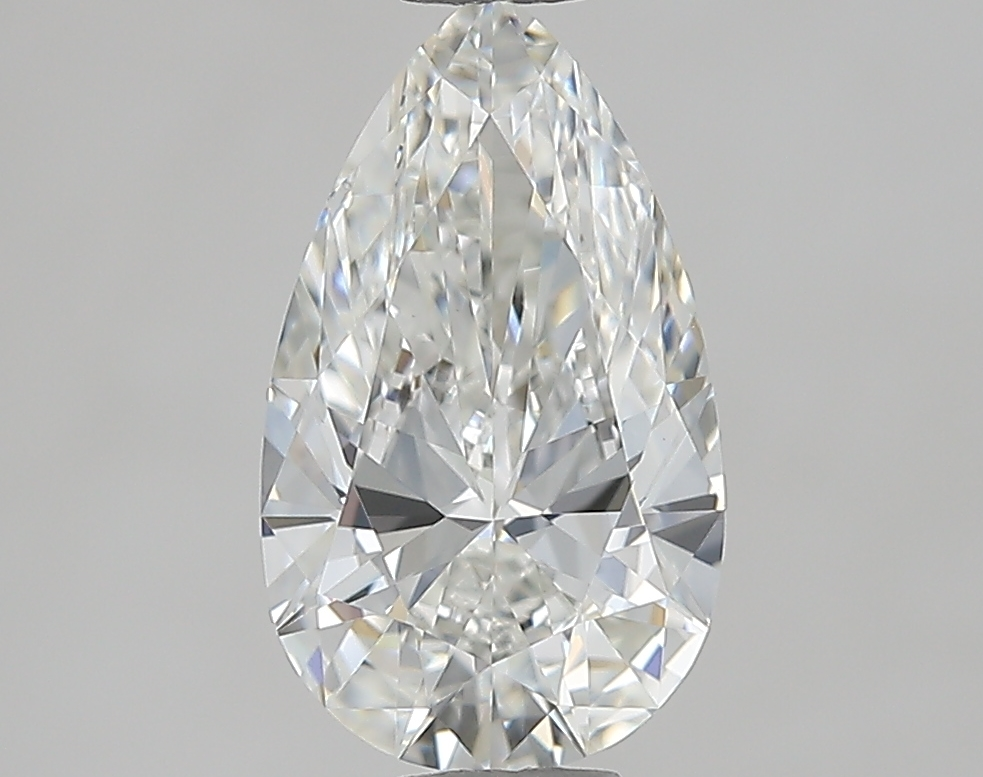 1.50 ct Pear Shape Diamond : G / VVS2