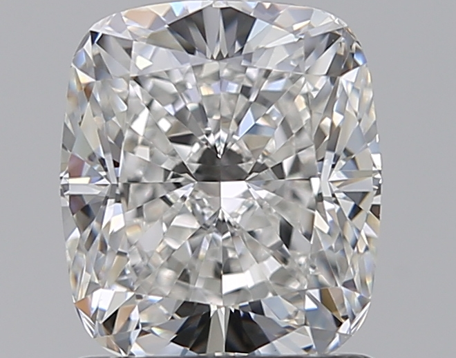 1.29 ct Cushion Cut Diamond : E / VS1