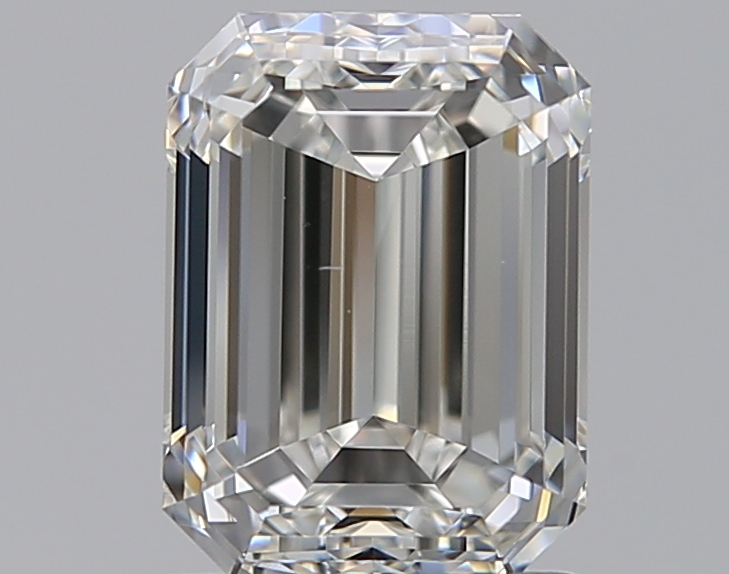 1.29 ct Emerald Cut Diamond : G / VS1