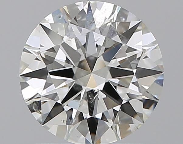 1.04 ct Round Diamond : I / SI2