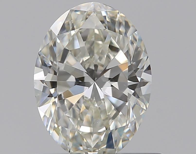 0.50 ct Oval Diamond : I / VS1