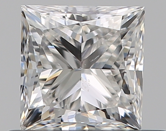 0.51 ct Princess Cut Diamond : G / SI2