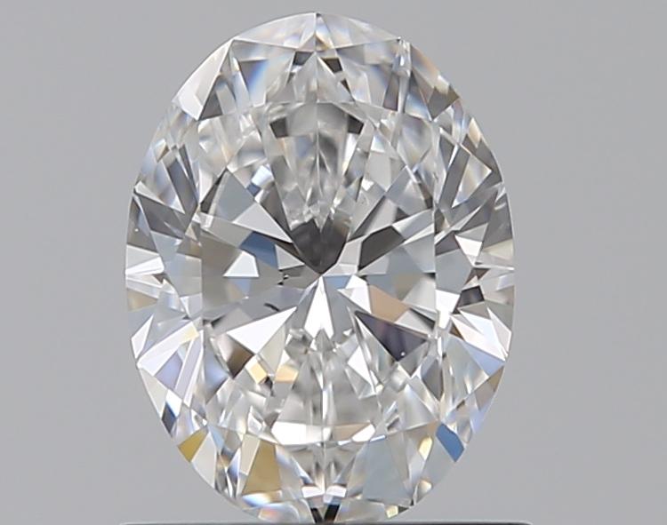 0.70 ct Oval Diamond : E / VS2