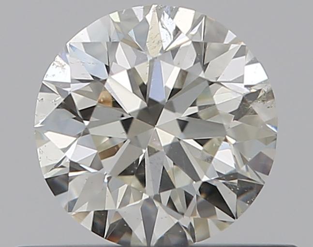 0.38 ct Round Diamond : J / SI2