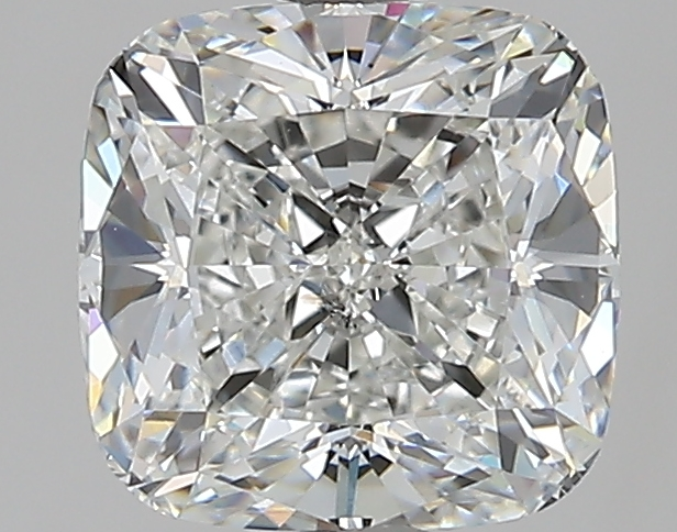 2.01 ct Cushion Cut Diamond : G / SI2