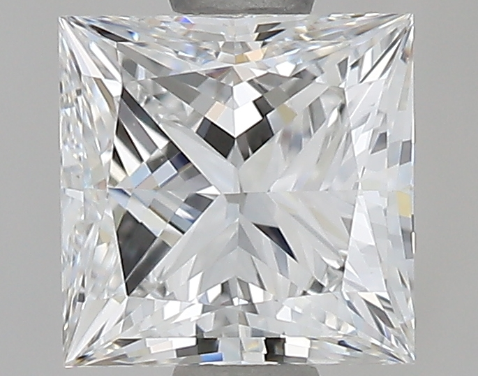 0.90 ct Princess Cut Diamond : E / VVS1