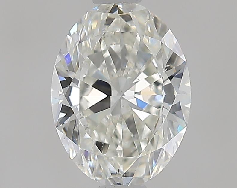 1.00 ct Oval Diamond : I / SI1