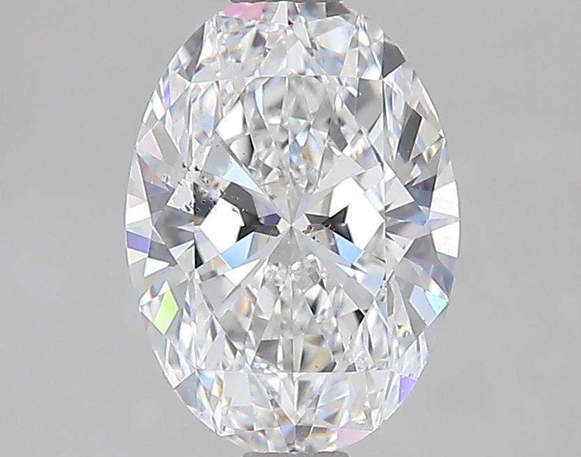 1.50 ct Oval Diamond : E / SI1