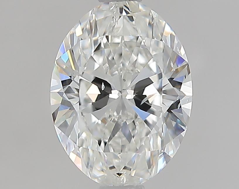 1.51 ct Oval Diamond : G / SI2