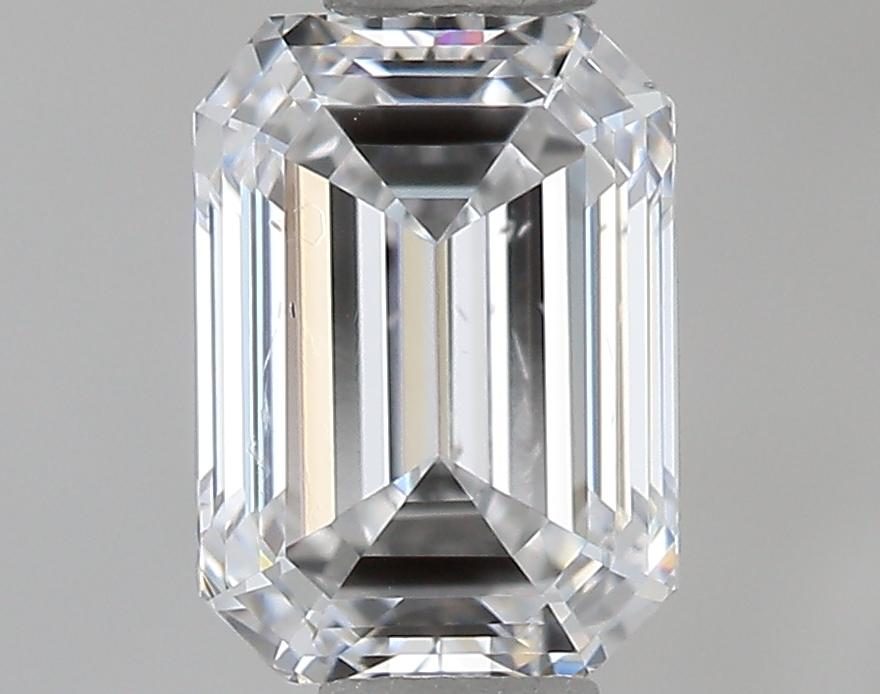 0.51 ct Emerald Cut Diamond : D / VS2