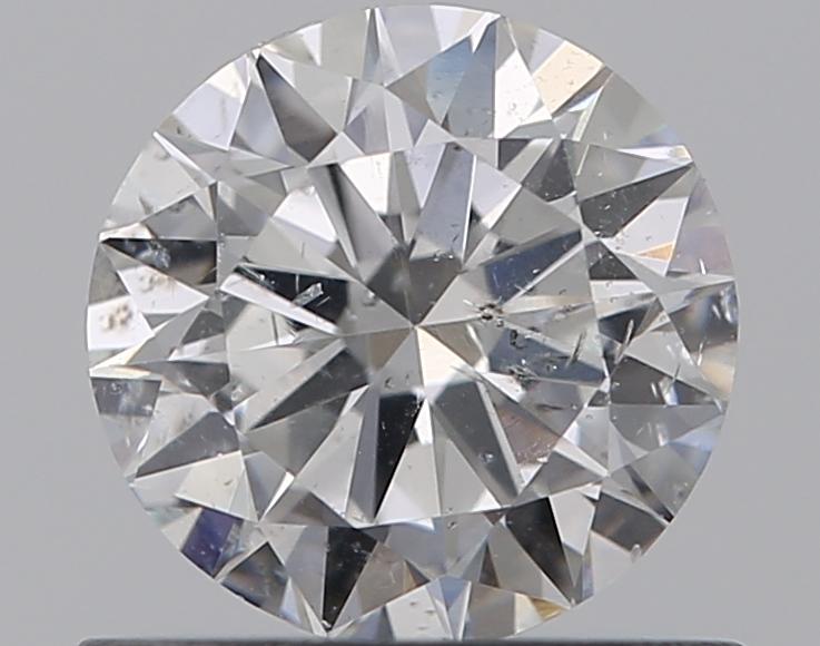 0.59 ct Round Diamond : E / SI2