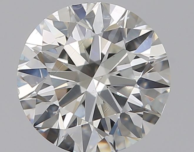 0.59 ct Round Diamond : I / SI1