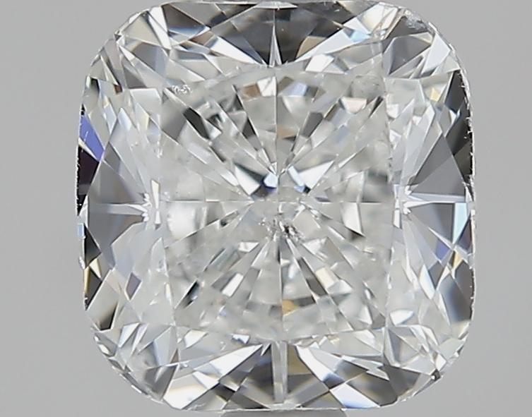 1.29 ct Cushion Cut Diamond : H / SI2
