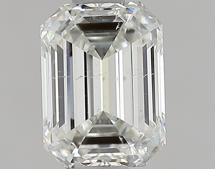 1.01 ct Emerald Cut Diamond : I / SI1
