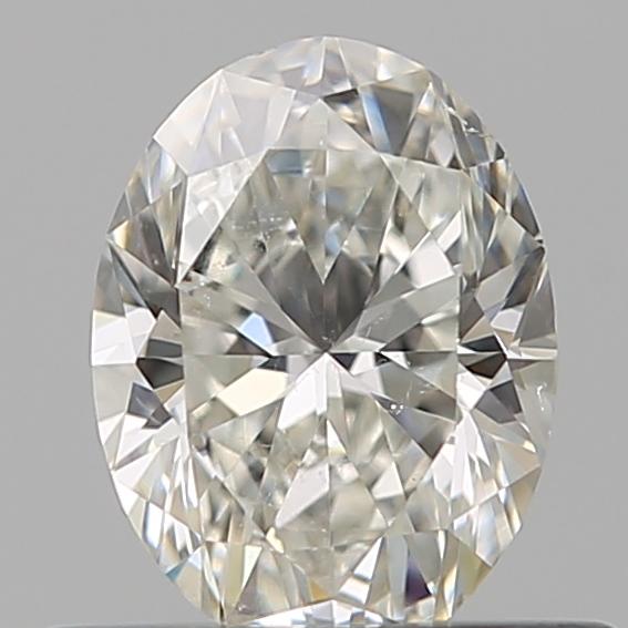 0.50 ct Oval Diamond : I / SI1