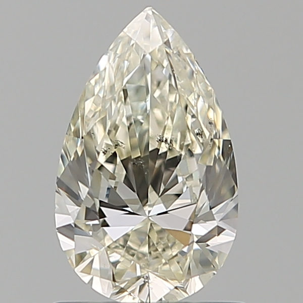 0.81 ct Pear Shape Diamond : M / SI1
