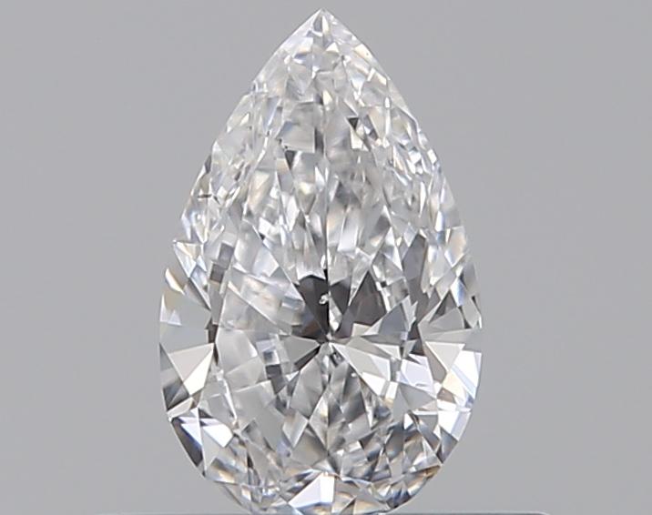 0.29 ct Pear Shape Diamond : D / VS2