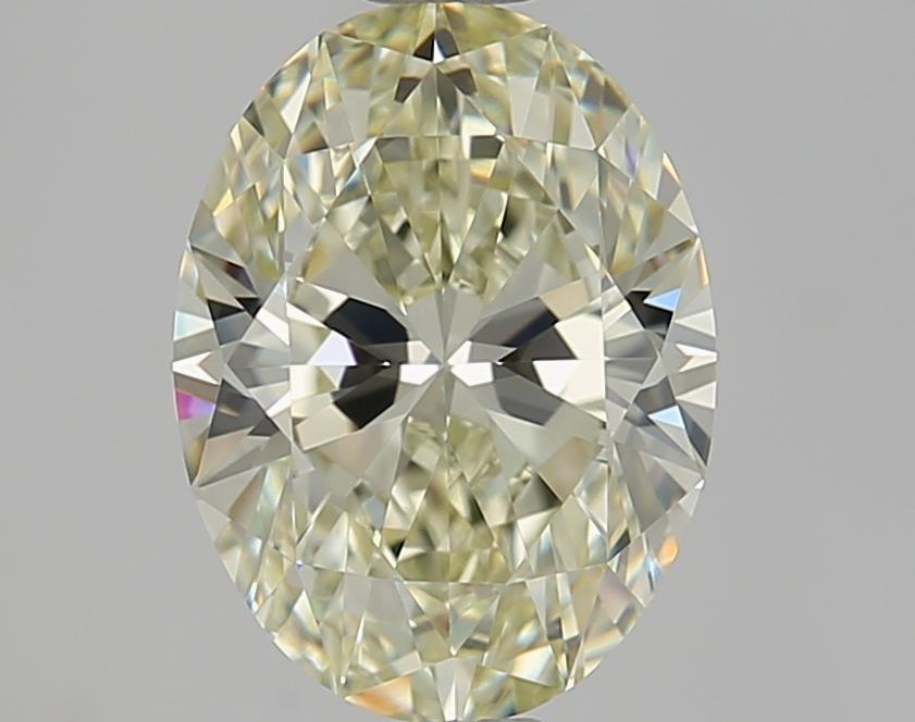 2.00 ct Oval Diamond : M / VS1