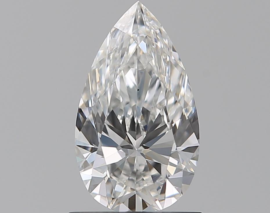 0.82 ct Pear Shape Diamond : E / VVS2