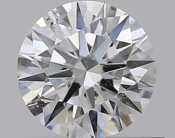 0.40 ct Round Diamond : D / SI1