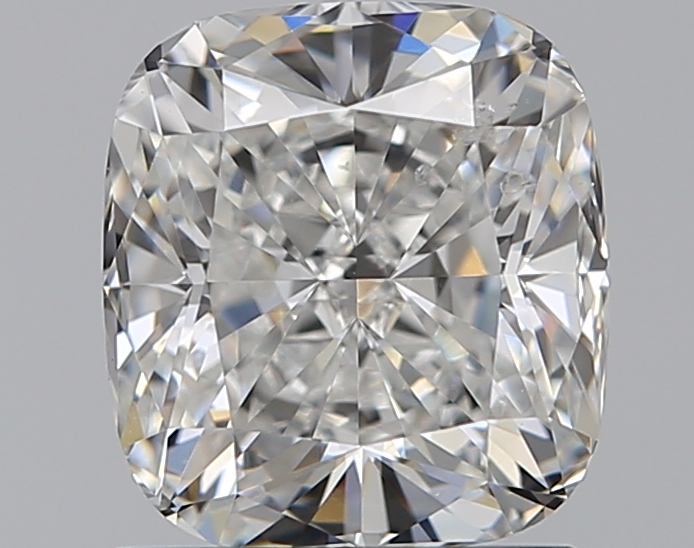 1.21 ct Cushion Cut Diamond : F / SI1