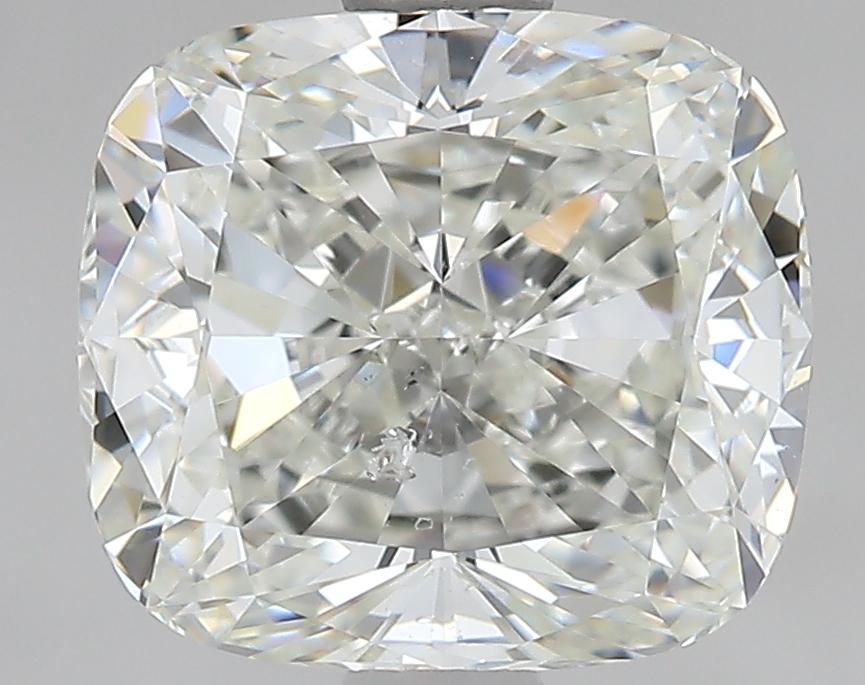 1.90 ct Cushion Cut Diamond : I / SI2