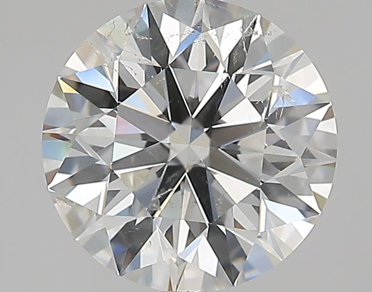 2.00 ct Round Diamond : I / SI2