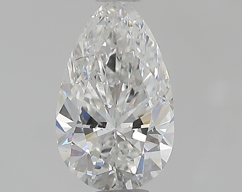 1.00 ct Pear Shape Diamond : F / I1