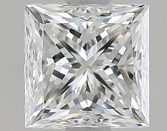 1.52 ct Princess Cut Diamond : H / VVS2