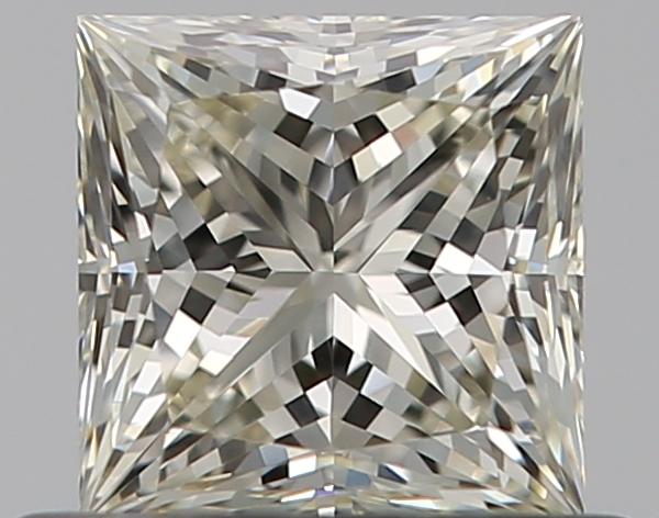 0.53 ct Princess Cut Diamond : L / VS1