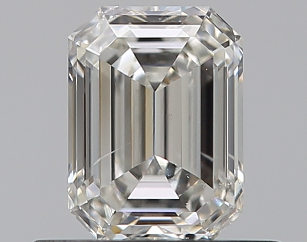 0.50 ct Emerald Cut Diamond : G / SI1