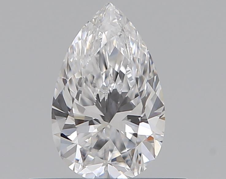 0.35 ct Pear Shape Diamond : D / VS1