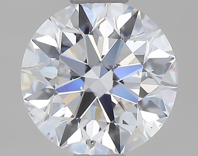 0.75 ct Round Diamond : D / SI1
