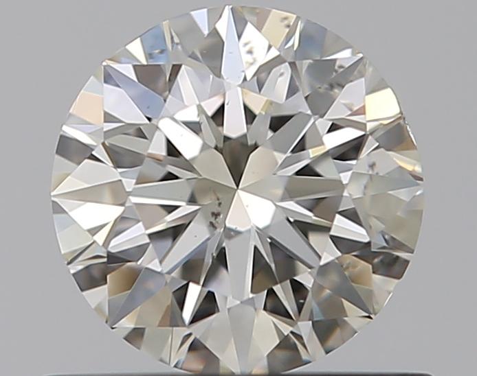 0.50 ct Round Diamond : K / SI1