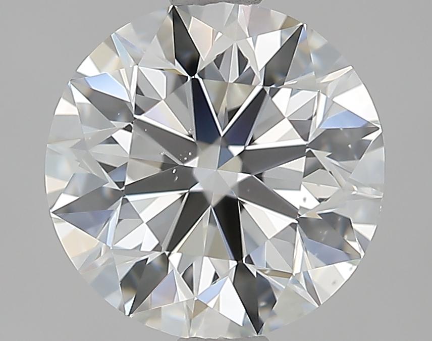 1.80 ct Round Diamond : H / SI1