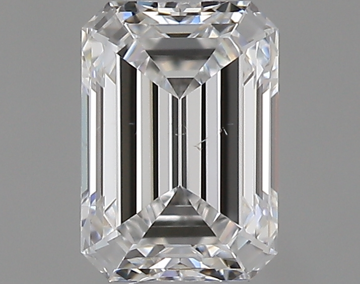 0.50 ct Emerald Cut Diamond : D / SI1