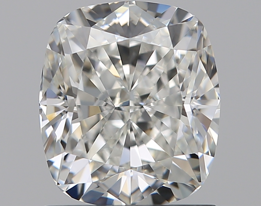 1.21 ct Cushion Cut Diamond : H / VS1