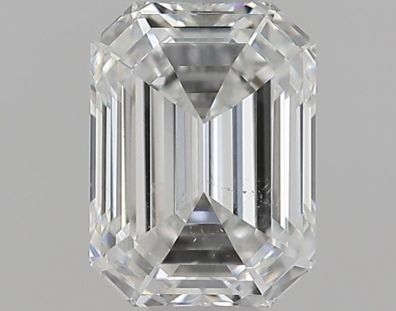 0.70 ct Emerald Cut Diamond : G / SI1