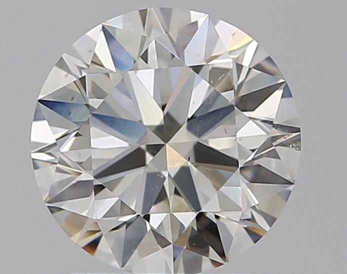 1.50 ct Round Diamond : J / SI1