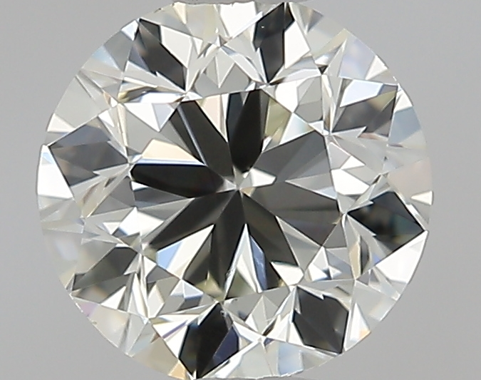 0.70 ct Round Diamond : L / VS1
