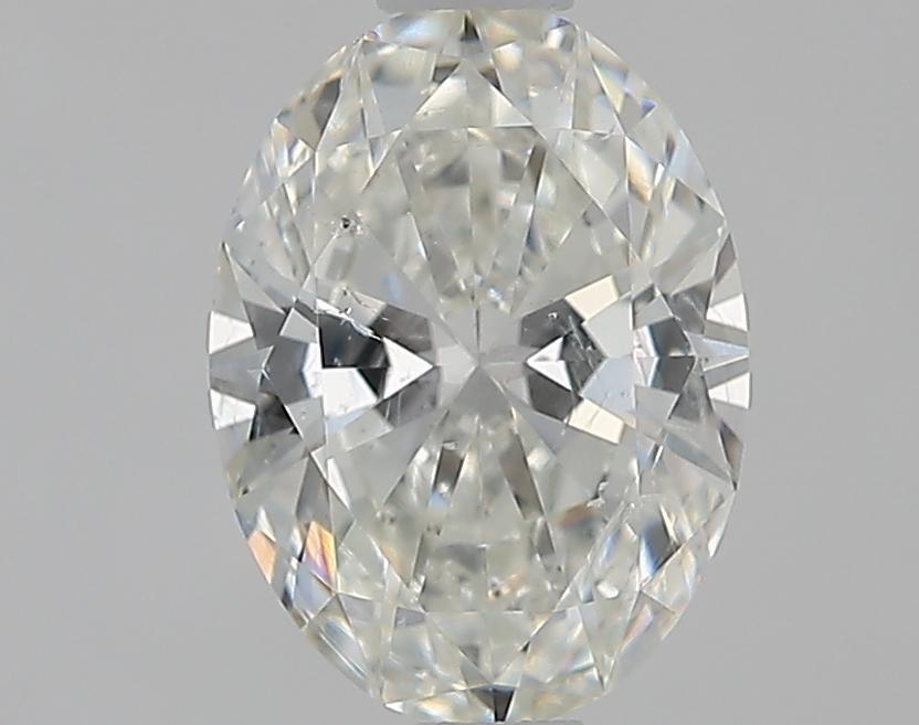 1.00 ct Oval Diamond : I / SI2