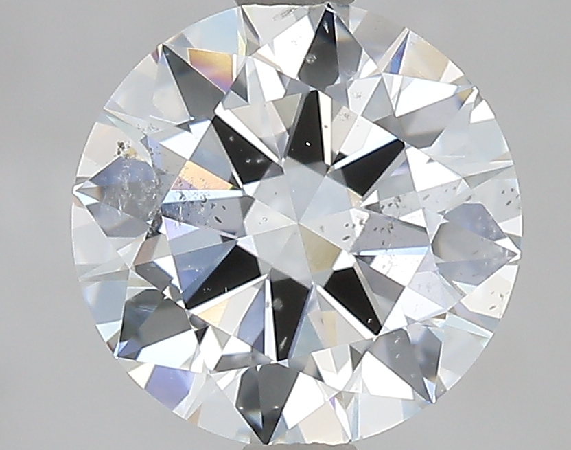 1.90 ct Round Diamond : H / SI2