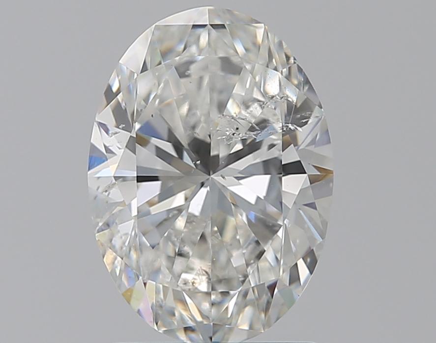 1.50 ct Oval Diamond : G / SI2