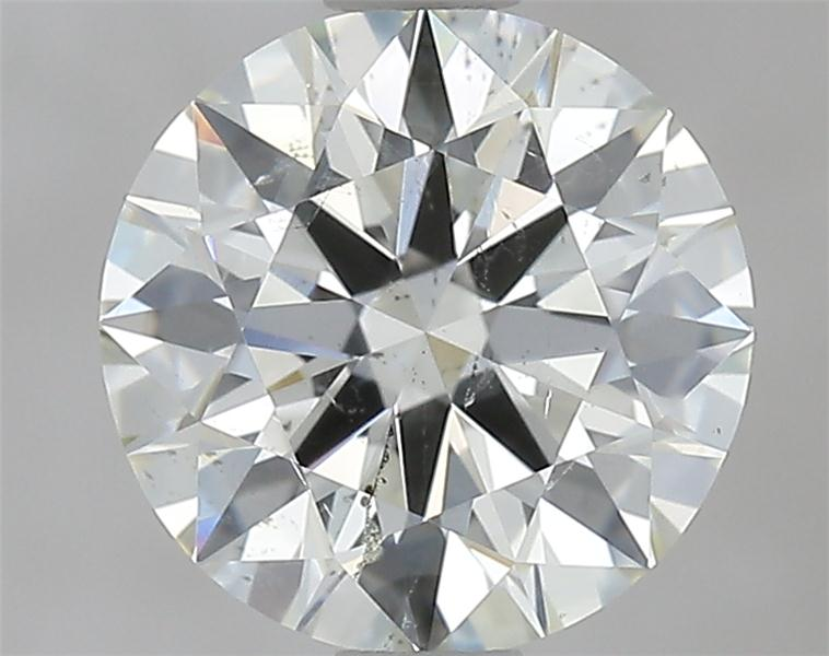 1.50 ct Round Diamond : K / SI2