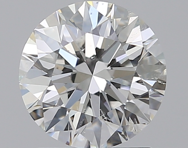 1.21 ct Round Diamond : F / SI2