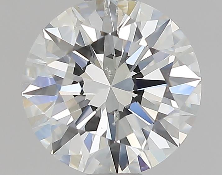 1.01 ct Round Diamond : G / SI2