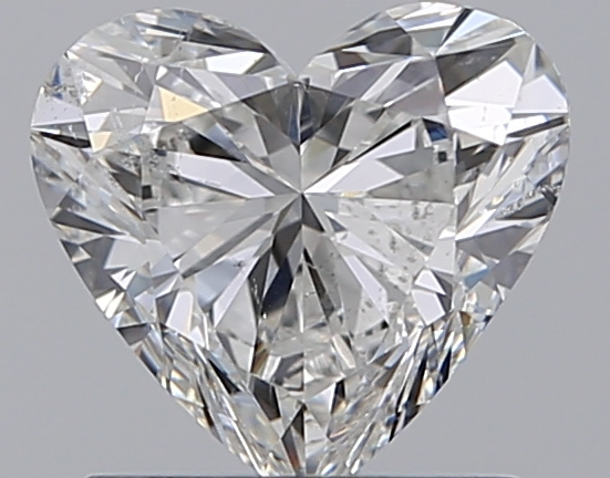 1.00 ct Heart Shape Diamond : G / SI2