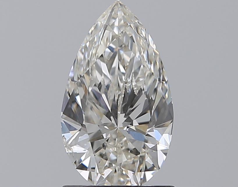 1.01 ct Pear Shape Diamond : I / SI1