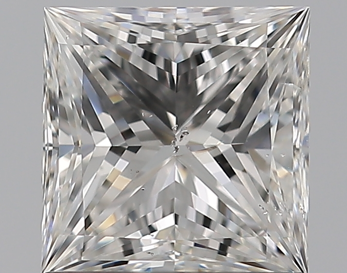 1.02 ct Princess Cut Diamond : F / SI1