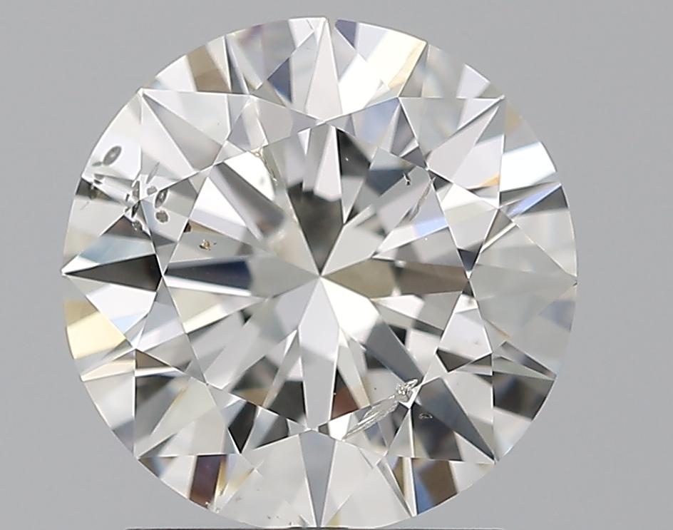 1.51 ct Round Diamond : I / SI2